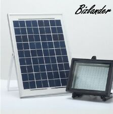 Bizlander 108 LED Solar Light Dusk To Dawn Flood Light Outdoor Lighting set