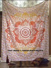 Indian Hippie Wall Hanging Ombre Bohemian Bedspread Dorm Mandala Tapestry Decor