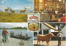 Baxters Visitor Centre multiview PC Royal Game Soup stags shop River Spey cattle