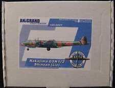 Anigrand Models 1/144 NAKAJIMA G5N1 SHINZAN LIZ Japanese Bomber