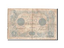Billets, 5 Francs type Bleu #205963