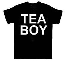 Tea Boy T-Shirt / Office / Birthday / New Job / Coffee / Christmas / Size XXL