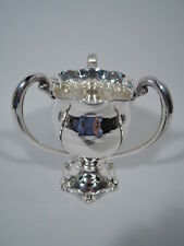 Black, Starr & Frost Trophy - 3504 - Loving Cup - American Sterling