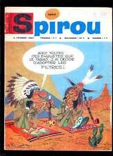 Spirou 1503 du 2.2.1967 bien complet avec le mini-récit non détaché