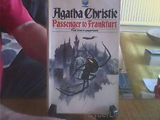 Pasenger to Frankfurt-Agatha Christie Paperback English Fontana 1973