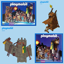 Playmobil 3123 3887 3888 6547 * KNIGHTS CASTLE ASSAULT * SPARE PARTS SERVICE *