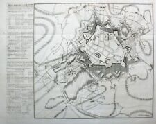 Le Quesnoy Spanischer Erbfolgekrieg Prinz Eugen Flandern Belagerung Siège 1712