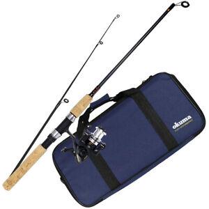 Okuma Voyager 6' Spinning Fishing Rod Travel Kit