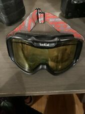 Bolle Snowboard or Ski Goggle with Yellow Storm Lens. Adult