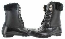 STEVE MADDEN Women's Tstorm Winter Boot Black Multi Size 7M, MSRP $193.95