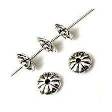 20 Intercalaires spacer _ FLEUR 7X2,5mm _ Perles apprêts création bijoux _ A290