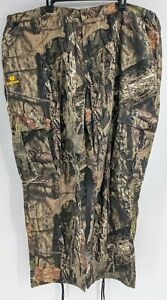 NEW 3XL Pants Mossy Oak Camo XXXL Camouflage Men Hunt Paint Archery