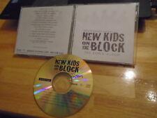 RARE ADV PROMO Jordan Knight MASTERS CD New Kids On the Block REMIX ALBUM pop !