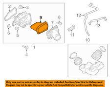 Chevrolet GM OEM 14-17 Corvette Engine-Air Filter 84032895