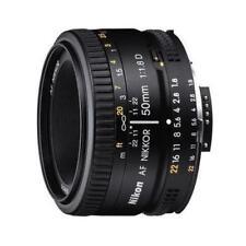 50mm Lenses for Nikon Cameras