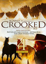Against A Crooked Sky/Battle of Chief Pontiac/Sitting Bull/Great Indian Wars DVD