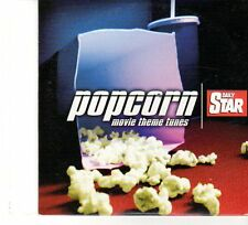 (FP963) Popcorn, Movie Theme Tunes - 2003 Daily Star CD