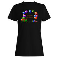 New Happy Birthday  Ladies T-shirt/Tank Top i446f