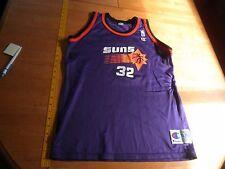 Phoenix Suns Jason Kidd Champion Vintage jersey XL 18-20 youth used