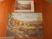 HOUSE OF PUZZLES Counting Sheep - 1000 Piece Jigsaw - Complete - VVGC XMAS