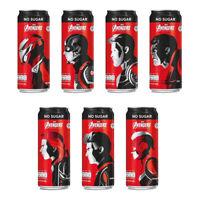Coke Avengers End Game Cans Empty Coca Cola Zero Limited Rare Original Set of 7