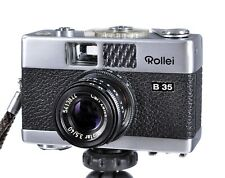 Rollei B 35 mit Carl Zeiss Triotar 40mm 1:3,5