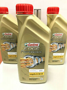 Castrol Edge Professional Longlife III 5W-30 1L Flasche