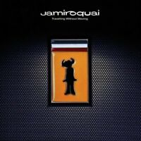 JAMIROQUAI - TRAVELLING WITHOUT MOVING  2 VINYL LP NEW+