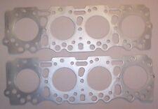 Véritable Qualité Perkins V8 Head Gaskets pour s'adapter V8.510 & MOTEURS V8.540 (paire)