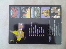 34947//LES MYSTERIEUSES CITES D'OR COFFRET COLLECTOR MANQUE LE DVD N°6