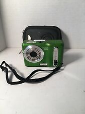 Green polaroid digital camera I634 With Case