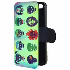 Pictorial Mobile Phone Flip Cases for Samsung Galaxy S6