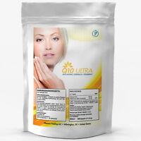 250 Kapseln Q10-Ultra + Vitamin E  - Co Enzym Anti Aging  Q10 CoQ10  30mg