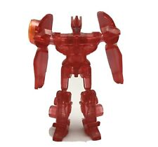 Takara Transformers Prime Arms Micron TV Boy Red Optimus Prime Hell Flame