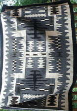 Native american rug by Precilla Bahe Storm pattern mint condition lower price