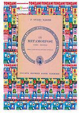 METAMORFOSI, P. OVIDIO NASONE, LIBRO SECONDO, ED. DANTE ALIGHIERI
