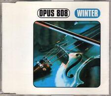 Opus 808 - Winter - CDM - 1997 - Trance Eurotrance 4TR Panic Records France