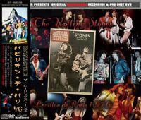 THE ROLLING STONES / PAVILLON DE PARIS 1976 2CD+DVD /Paris June SOUNDBOARD