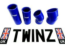 PEUGEOT 207 HDi GT 1.6 110 TURBO INTERCOOLER SILICONE BOOST HOSE KIT
