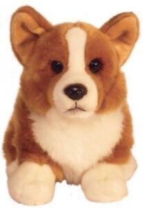 """Corgi Faithful Friends Soft Toy Dog 12"""""""