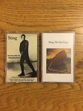 Sting Prev Unreleased Rare Italian Tape Muio per Te Soul Cages 1991 Album Single