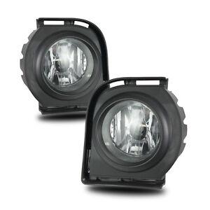 2008-2010 Scion XB Fog Lights w/Wiring Kit & Wiring Instructions - Clear