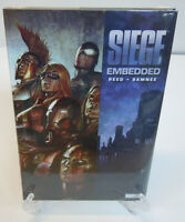 SIEGE: Embedded Norman Osborn Marvel Comics Hard Cover HC New Sealed