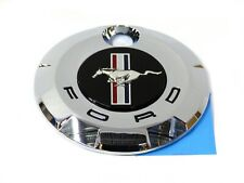 OEM NEW Rear Trunk Lid Emblem Badge Gas Cap Pony Chrome Mustang 5R3Z6342528AA