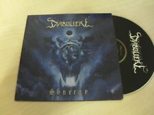 Diabolical - Synergy / RAREST Edition CD / Death Metal