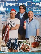 Masterchef Magazine - Issue 8 December 2010/January 2011 Gary's Barbequed Prawns