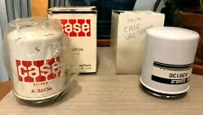 Lot of 2 Genuine J.I. Case Tractor Oil Filters  #A36136