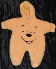 Winnie The Pooh Halloween Costume Fits Size 0-1-2-3 Months Babies Child Baby