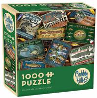 Cobblehill Puzzle MO 1000 Pezzi Puzzle Pesci Segni CBL57200