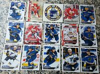 2019 ST. LOUIS BLUES UD TEAM SET CHL Jordan Binnington RC Champs O'Reilly HOT $$